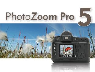 PhotoZoom Pro 5