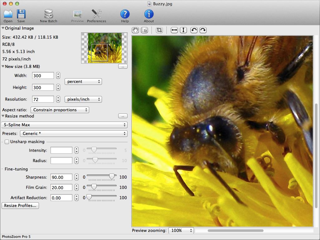 photozoom pro 4.0.8