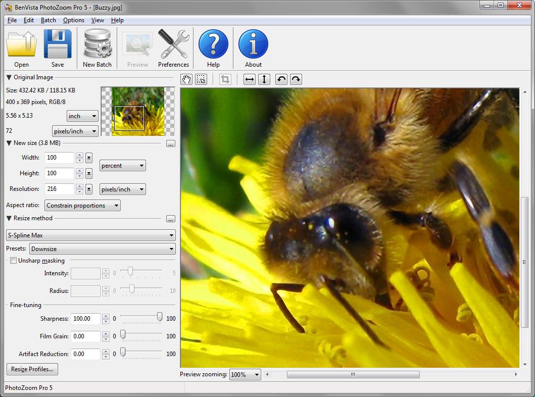 ������ Photozoom Pro v5.0.6 ���� ������ ����� ���� �� �����
